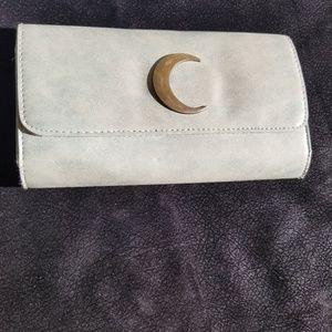 Mossimo Green Moon Wallet